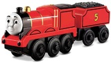 Thomas & Friends Wooden Railway - Battery Operated James