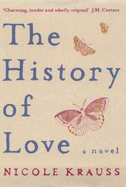 The History of Love by Nicole Krauss image