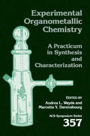 Experimental Organometallic Chemistry image