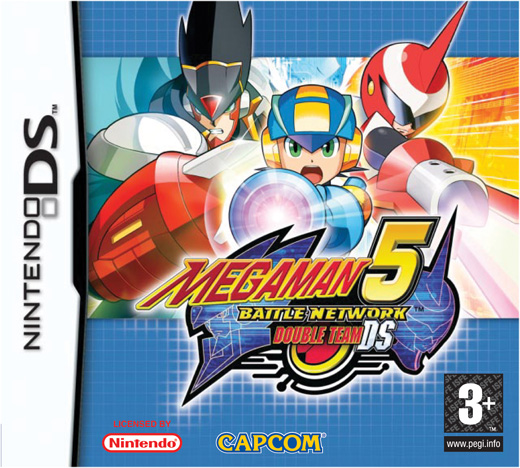 Mega Man Battle Network 5: Double Team for Nintendo DS image