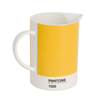 Pantone Milk Jug - Cornish Cream