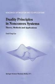 Duality Principles in Nonconvex Systems by David Yang Gao image