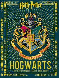 Hogwarts: A Cinematic Yearbook (Harry Potter) by Scholastic