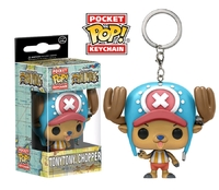One Piece - Chopper Pocket Pop! Keychain