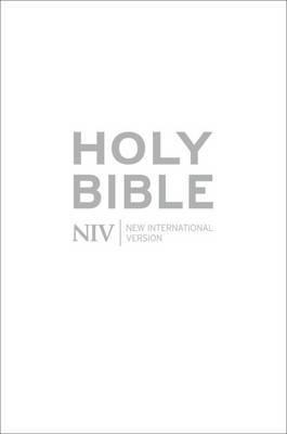 NIV Bible by International Bible Society image