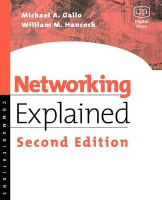Networking Explained by Michael Gallo image
