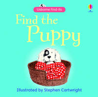 Find the Puppy by Claudia Zeff image