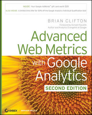 Advanced Web Metrics with Google Analytics by Brian Clifton image