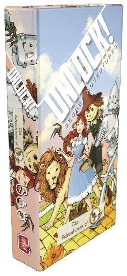 Unlock!: Secret Adventures - The Adventures of Oz