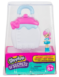 Shopkins: Little Secrets Playset - Giggles Boutique