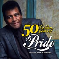 50 Golden Years Of Pride (2CD) by Charley Pride image