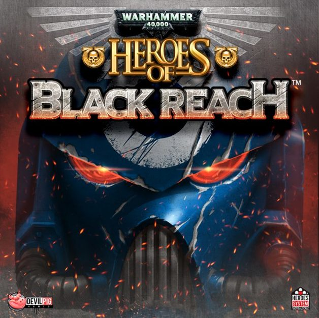 Warhammer 40,000: Heroes of Black Reach - Board Game