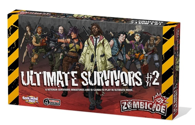 Zombicide: Ultimate Survivors - #2
