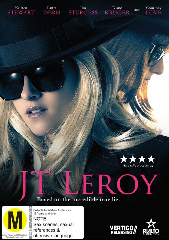 J.T. LeRoy on DVD