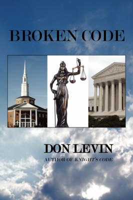 Broken Code by Don Levin image
