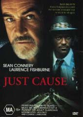 Just Cause on DVD