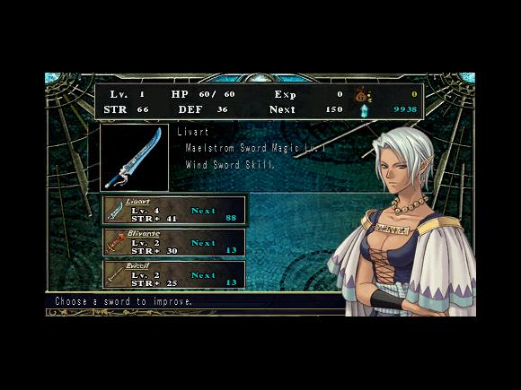 Ys: The Ark of Napishtim for PSP image