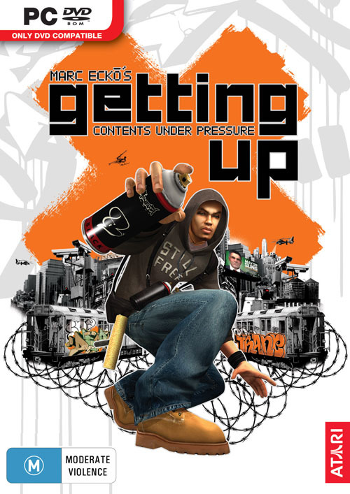 Marc Ecko's Getting Up: Contents Under Pressure for PC Games