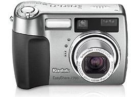 Kodak Z730 5Mp Digital Camera & Inkjet Paper Trial Pack 5.0 MP 4X Optical (33-132mm) / 4X Advanced Digital Ships with Lithium-io