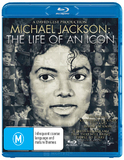 Michael Jackson: The Life of an Icon on Blu-ray