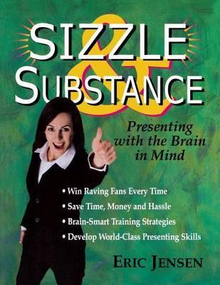 Sizzle & Substance by Eric P Jensen image