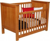 Touchwood Metro Panelled Safety Cot (Rimu)