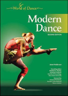 MODERN DANCE, 2ND EDITION image