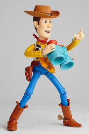 Legacy of Revoltech: Woody - Articulated Figure