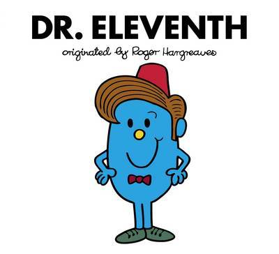 Doctor Who Dr Eleventh Roger Hargreaves Image