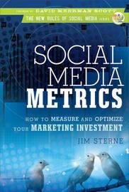 Social Media Metrics by Jim Sterne image