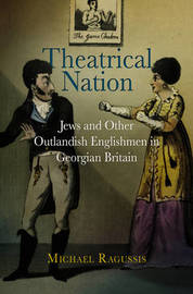 Theatrical Nation by Michael Ragussis image