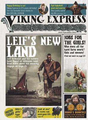 The Viking Express by Andrew Langley