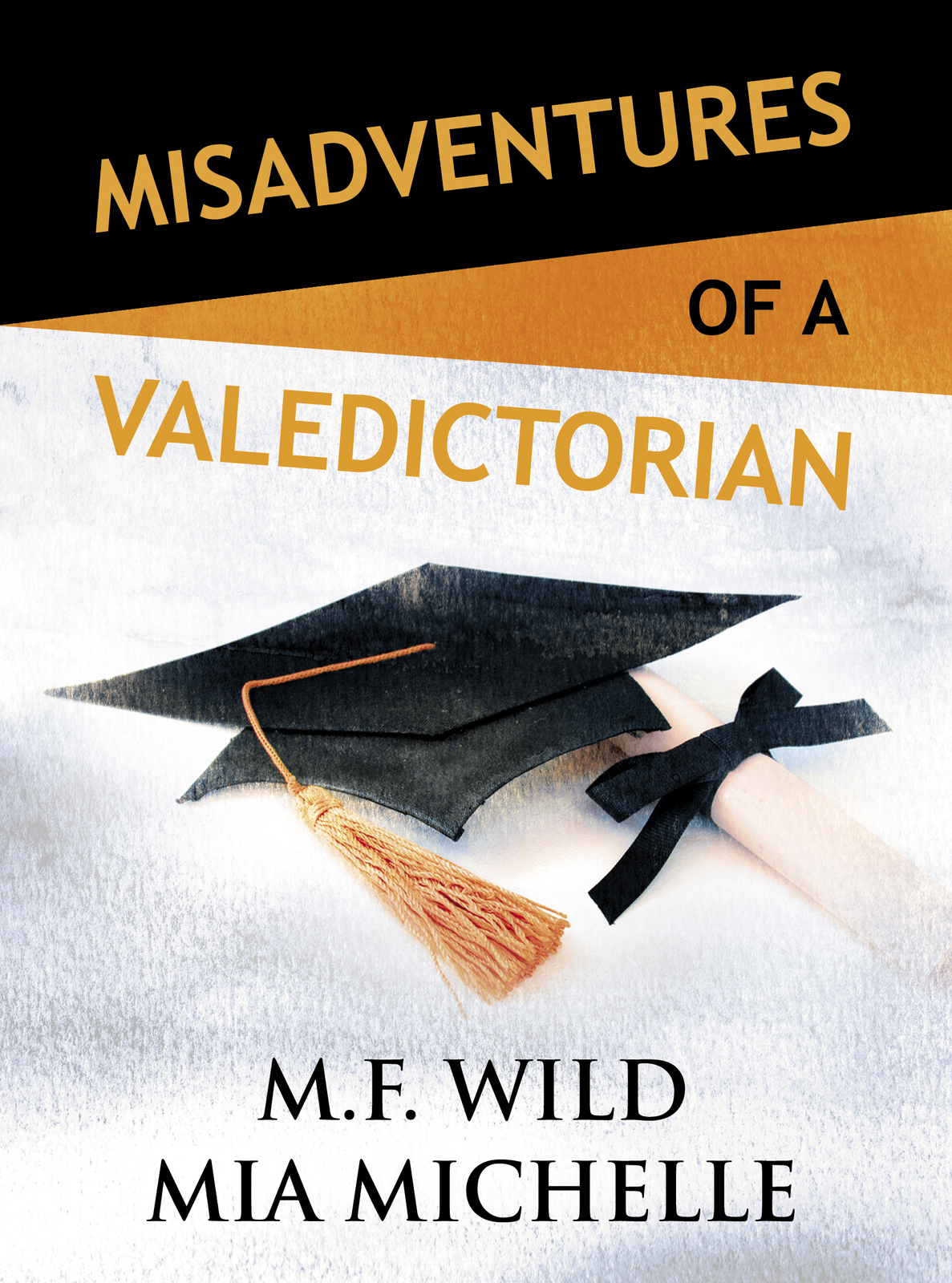 Misadventures of a Valedictorian by M F Wild image