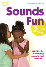 Sounds Fun (30-50 Months) by Clare Beswick image