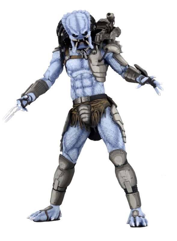 "Alien vs. Predator Arcade: Mad Predator - 8"" Articulated Figure"