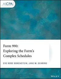 Form 990 by Eve Rose Borenstein