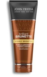 John Frieda Brilliant Brunette Visibly Brighter Conditioner (250ml)