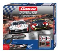 Carrera: Digital 132 - High Speeder Slot Car Set (Mercedes/Porshe)