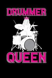 Drummer Queen by Sports & Hobbies Printing