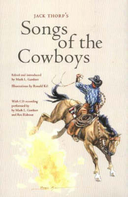 Jack Thorp's Songs of the Cowboys image