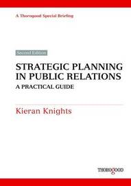 Strategic Planning in Public Relations by Kieran Knights image