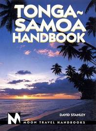 Moon Tonga-Samoa by David Stanley image