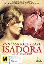 Isadora on DVD