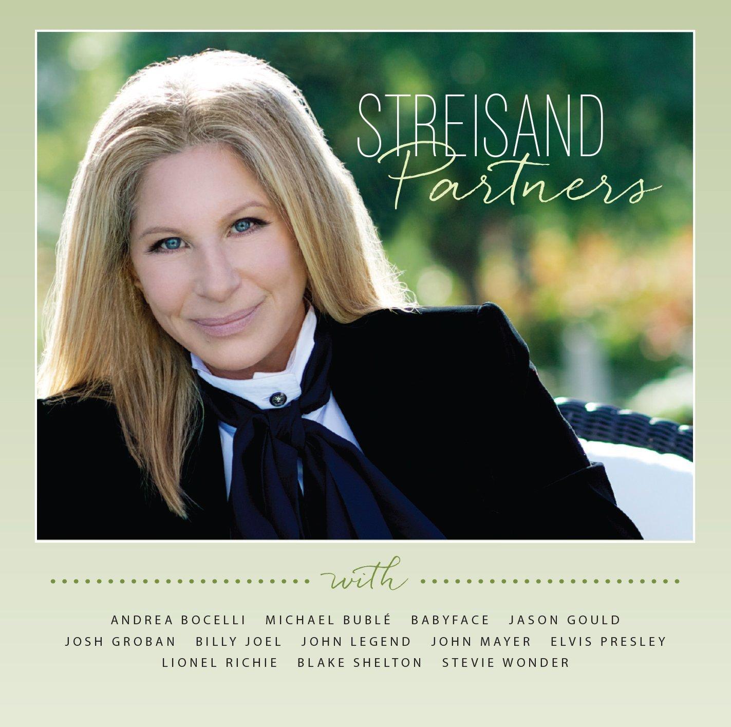 Partners by Barbra Streisand image