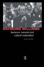 Raymond Williams by John Higgins image