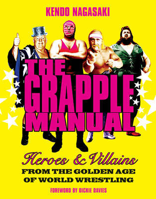 The Grapple Manual by Kendo Nagasaki image