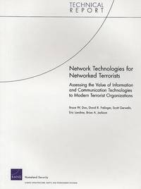 Network Technologies for Networked Terrorists by Bruce W. Don image