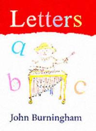 Alphabet by John Burningham image