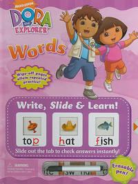 Write, Slide & Learn! Dora the Explorer Words image