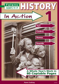 History in Action: Bk. 1 by Karen Cooksey image